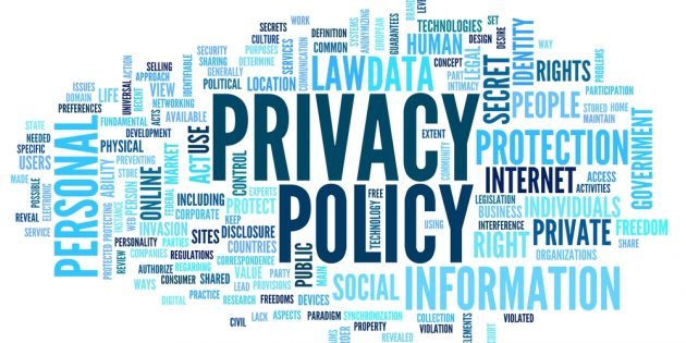 Privacy Policy >> Lost Histories Privacy Policy What Our Privacy Policy Means To You
